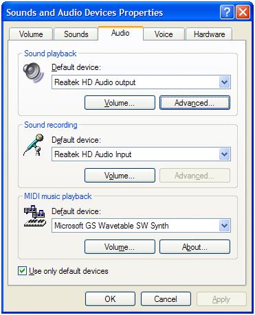 Unimodem Half-duplex Audio Device Driver Free Download Xp