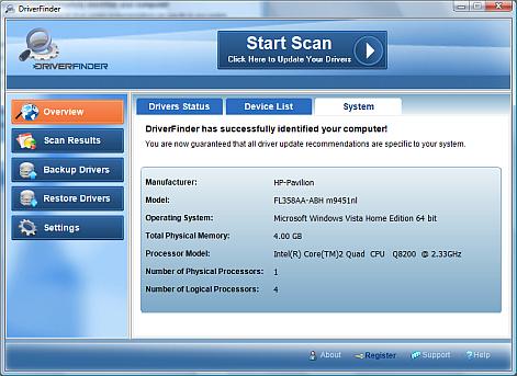 Computer system information