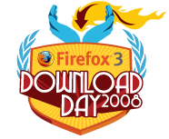 Firefox 3 Download Day